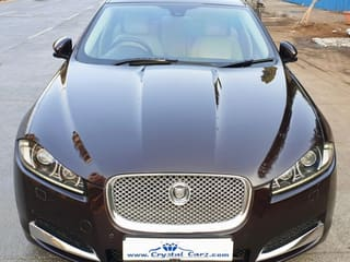 2013 Jaguar XF Diesel