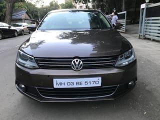 2012 Volkswagen Jetta 2011-2013 2.0L TDI Comfortline