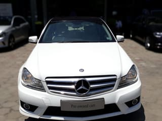 2012 Mercedes-Benz New C-Class C 220 CDI Style