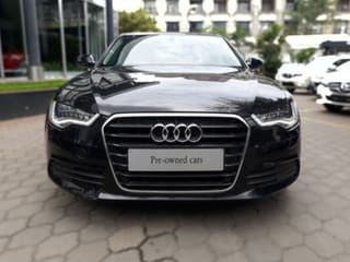 2013 Audi A6 35 TDI Matrix