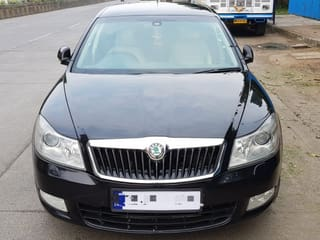 2011 Skoda Laura L and K AT