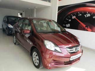 2014 Honda Amaze S i-DTEC