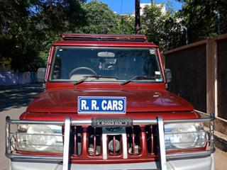 2009 Mahindra Bolero SLX 2WD BSIII