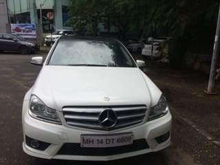 2013 Mercedes-Benz New C-Class C 220 CDI Elegance AT