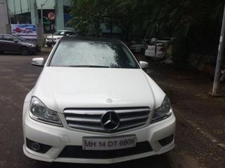 2013 Mercedes-Benz New C-Class C 220 CDI Elegance AT