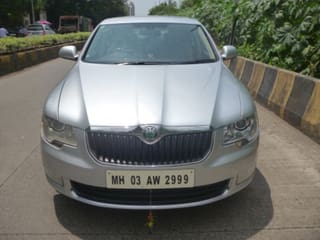 2010 Skoda Superb Style 2.0 TDI AT