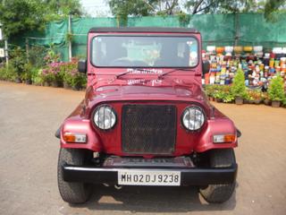 2014 Mahindra Thar CRDe AC