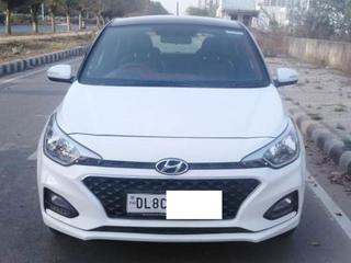 2019 Hyundai i20 Sportz Plus CVT BSIV