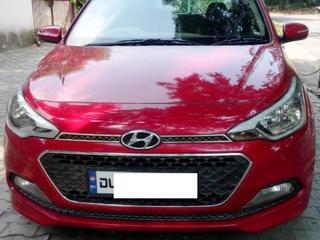 2017 Hyundai i20 1.2 Spotz