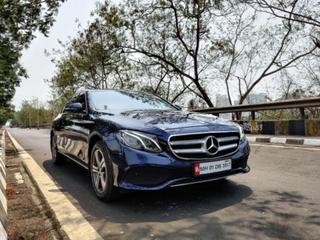 2018 Mercedes-Benz E-Class Expression E 220 d BSIV