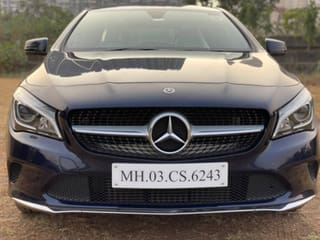 2018 Mercedes-Benz CLA 200 CDI Sport