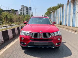 2016 BMW X3 xDrive20d xLine