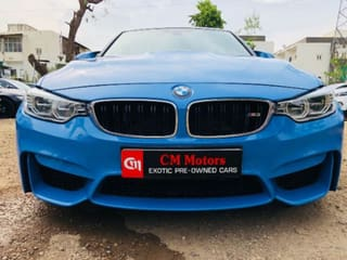 2016 BMW M Series M3 Sedan