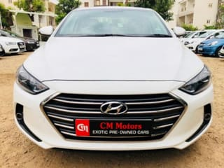 2018 Hyundai Elantra 1.6 SX Option AT