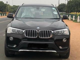 2016 BMW X3 xDrive 20d Luxury Line