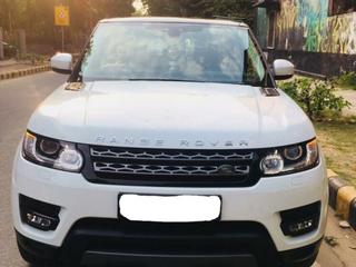 2018 Land Rover Range Rover Sport 3.0 Petrol SE
