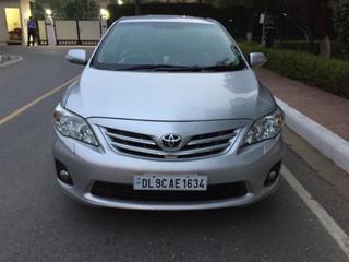 2013 Toyota Corolla Altis GL MT