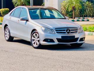 2014 Mercedes-Benz New C-Class 220 CDI AT