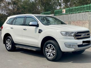 Used Ford Endeavour In Delhi 23 Second Hand Cars For Sale With