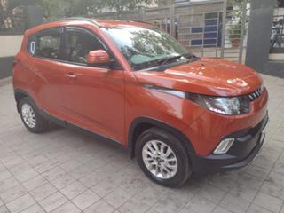 Mahindra KUV 100 mFALCON D75 K8