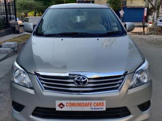 2012 టయోటా ఇనోవా 2.5 జి (డీజిల్) 7  సీటర్