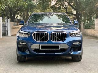 2019 பிஎன்டபில்யூ எக்ஸ்4 M Sport X xDrive30i