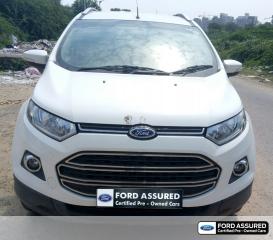 2016 Ford Ecosport 1.5 DV5 MT Trend