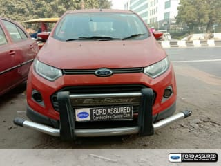 2013 Ford EcoSport 1.5 TDCi Ambiente