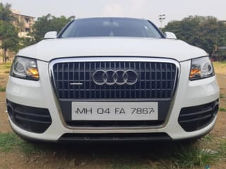 Used White Audi Q Cars In Mumbai All Second Hand Cars For Sale - All white audi