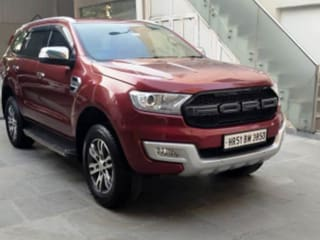 Ford Endeavour 3.2 Trend AT 4X4