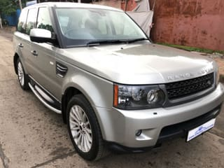 2010 Land Rover Range Rover 3.8d