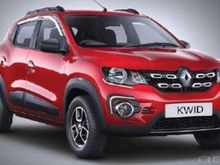 2015 Renault KWID RXT
