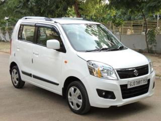 2018 Maruti Wagon R AMT VXI Plus