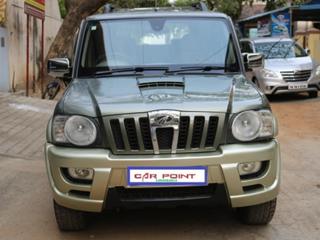 2011 மஹிந்திரா ஸ்கார்பியோ VLX 2WD BSIV
