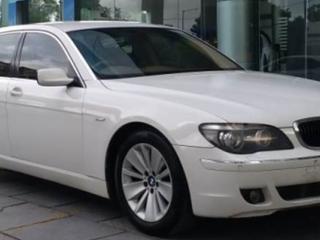 2006 BMW 7 Series 2007-2012 730Ld