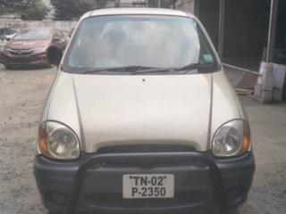 2002 हुंडई सैंट्रो एलपी - यूरो आई