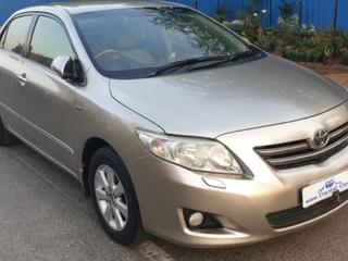 2009 Toyota Corolla Altis 2008-2013 1.8 VL AT
