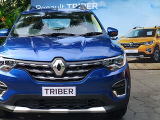 2021 Renault Triber RXL