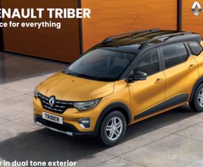 2021 Renault Triber RXZ