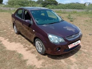 2011 Ford Fiesta 1.4 TDCi EXI
