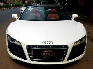 2012 Audi R8 V10 Plus