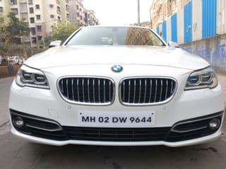 2015 BMW 5 Series 520d Luxury Line
