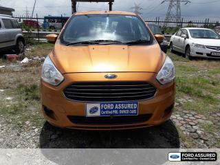 2016 Ford Figo 1.2P Titanium Plus MT
