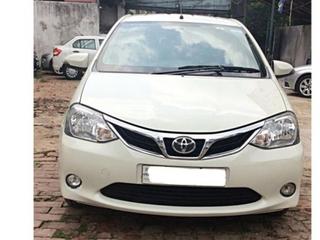 2015 Toyota Etios VX
