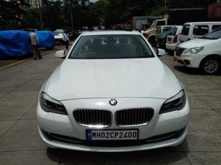 2012 BMW 5 Series 525d Sedan