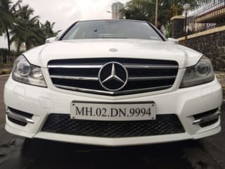 2014 Mercedes-Benz New C-Class C 220 CDI Elegance AT
