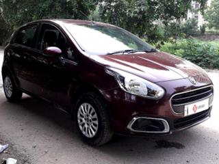 2014 Fiat Punto EVO 1.3 Emotion