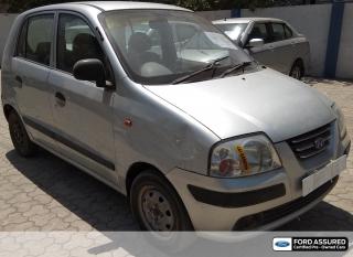 2009 Hyundai Santro GLS I - Euro I