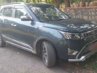 2019 Mahindra XUV300 W8 Option Diesel BSIV