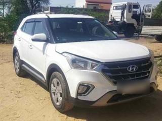 Hyundai Creta 1.6 VTVT E Plus